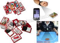 China Korea Huatu Barcode Marked Playing Cards For Poker Analyzer Gostop Bullfighting Game company