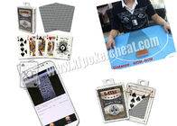 Good Quality Invisible Playing Cards & 5 Star Invisible Playing Card cheating to Poker Analyzer Monte Carlo on sale