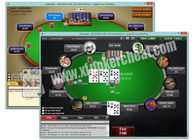 China English Poker Cheat Device Texas Holdem Analysis Software with XP System factory