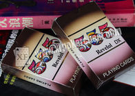 China Narrow Regular Index Gamble Props Paper REVELOL DX Playing Cards factory
