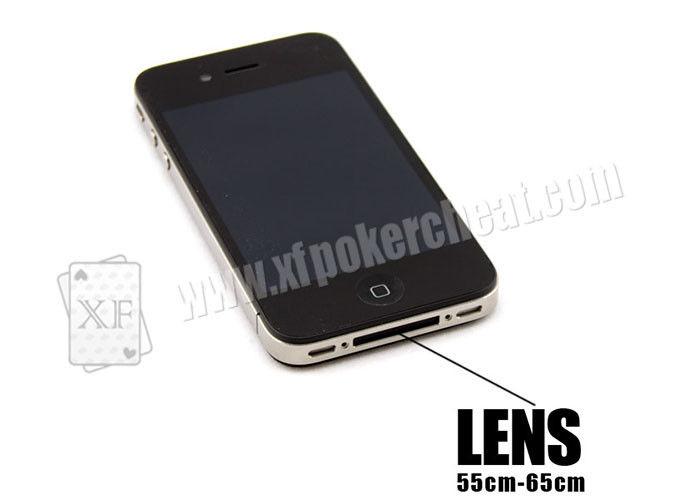 Cheat Iphone 4 Mobile Phone Camera Poker Scanner Poker