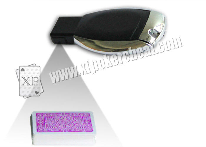 Benz Car Key Scanner Camera Invisible Bar Codes Ink Card Reader