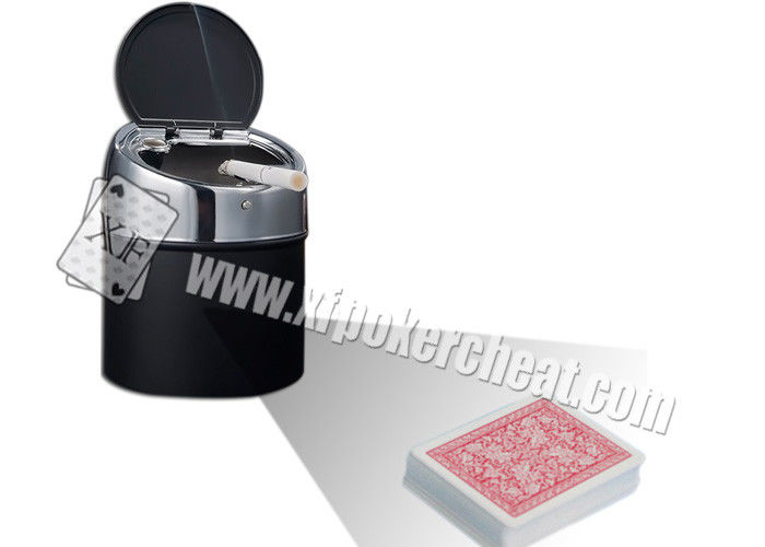 Infrared Ash Tray Poker Scanner PK King S708 Poker Analyzer Poker Card Reader