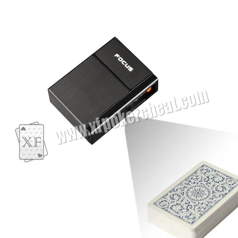 Mini Paper Cigarette Ir Poker Scanner Case Camera For Analyzer Texas