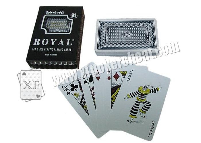 Royal gambling