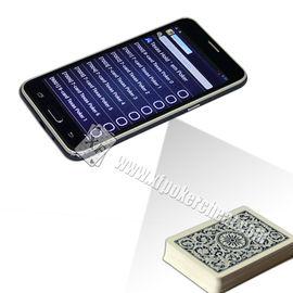 5 Games PK 708 Poker Analysis Machine For Bar Code Marked Playing Cards