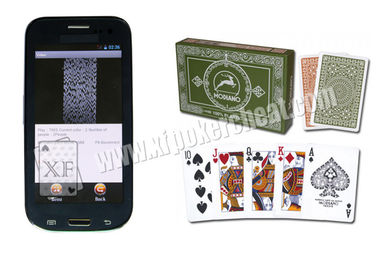 Italy Modiano Ramino Bridge Club Marked Poker Playing Cards For Poker Analyzer