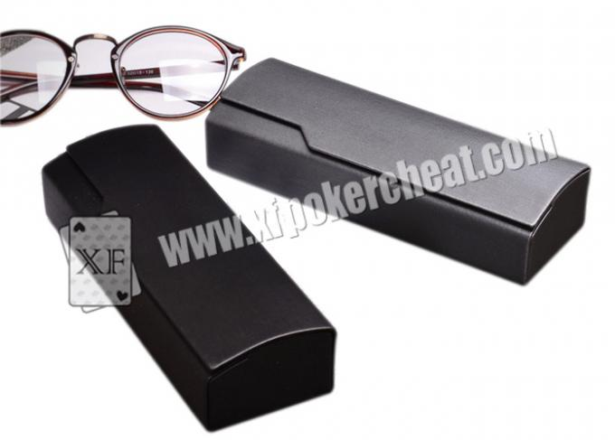 Glasses Case Infrared Camera Poker Scanner Markings Playing Cards